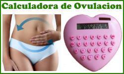 Calculadora de ovulacion