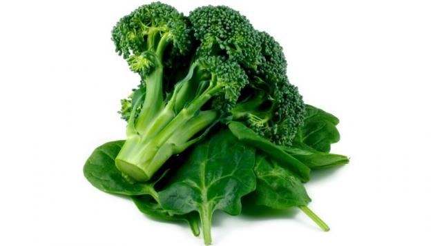 Verduras y vitaminas para una mejor función cerebral