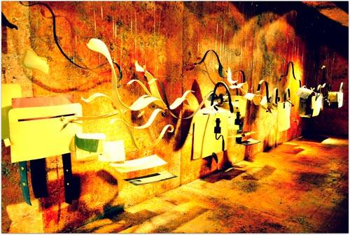 Galería Loewe- El Espacio Loewe, lugar de peregrinaje para fashionistas en Barcelona