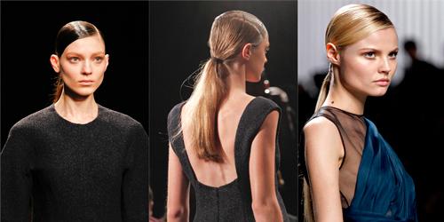 Tendencias de Calvin Klein y Christian Dior